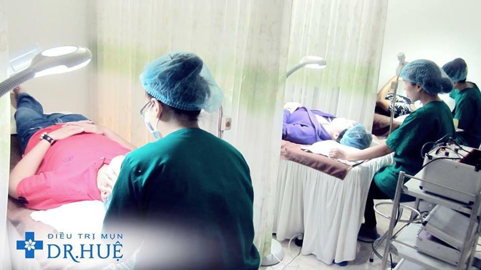Bạn biết gì về các trung tâm điều trị mụn tại Tp. Hcm?