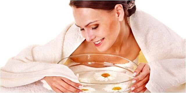 Bí quyết trị mụn cám và dưỡng da bằng hoa cúc trắng - Điều trị mụn Dr Huệ - Hình 3
