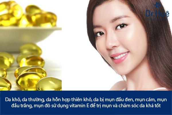 Bôi Vitamin E Có Trị Mụn Được Không? - Hình 3