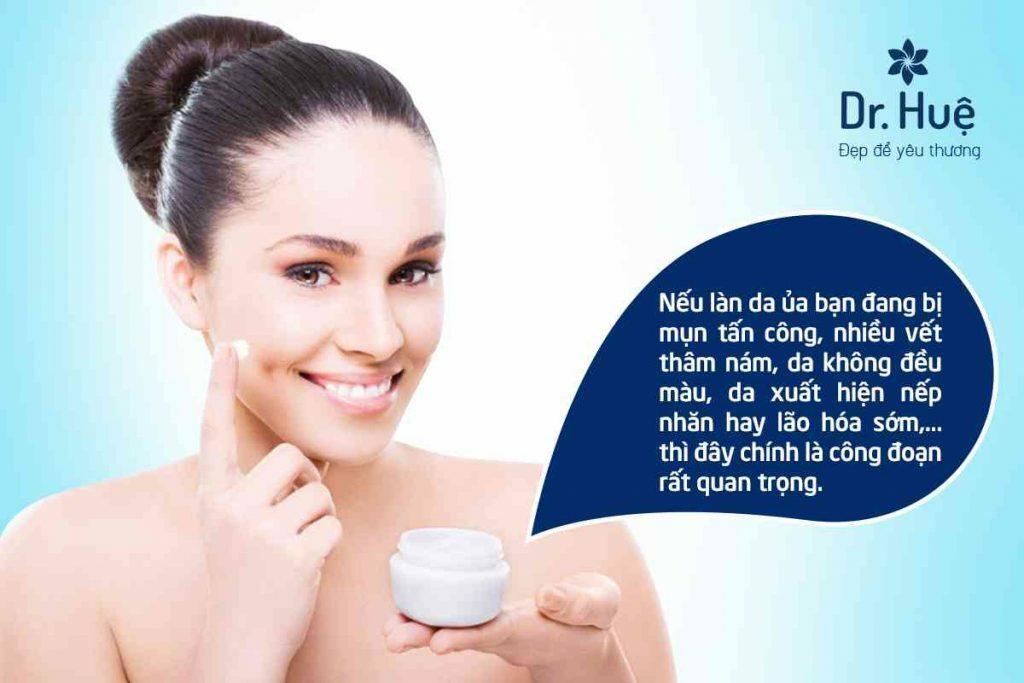 Các bước chăm sóc da mặt buổi tối đúng cách với quy trình 9 bước - Hình 7
