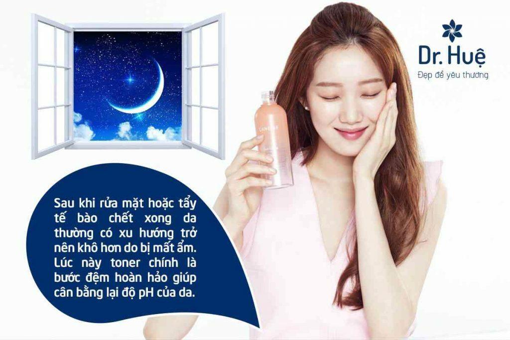 Các bước chăm sóc da mặt buổi tối đúng cách với quy trình 9 bước - Hình 5
