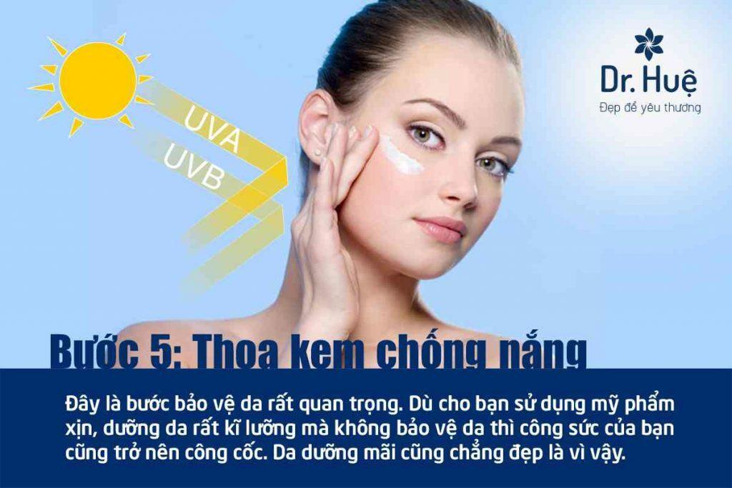 Các bước chăm sóc da mặt hằng ngày cơ bản - Hình 8