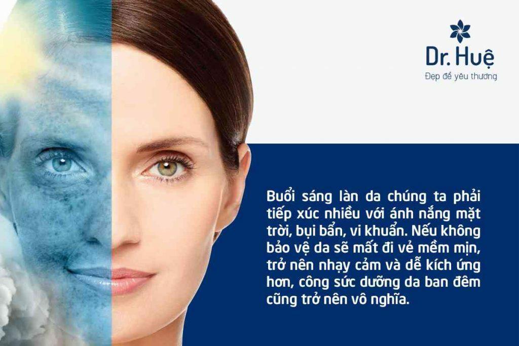 Các bước chăm sóc da mặt hằng ngày cơ bản - Hình 3