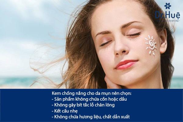 Các Loại Kem Chống Nắng Nào Tốt Dành Cho Da Mụn - Hình 2