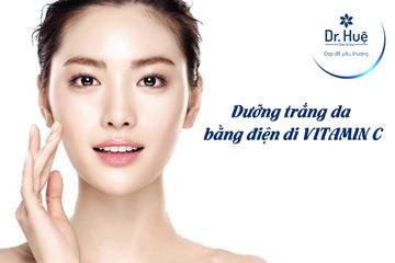 Cách chăm sóc da sau khi điện di vitamin C