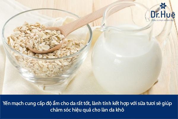 Cách Rửa Mặt Bằng Sữa Tươi Không Đường Trị Mụn Hiệu Quả - Hình 5