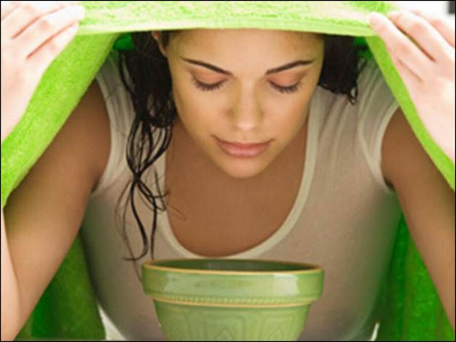 Cách xông hơi trị mụn bằng thảo dược hiệu quả đơn giản - Điều trị mụn Dr Huệ - Hình 2