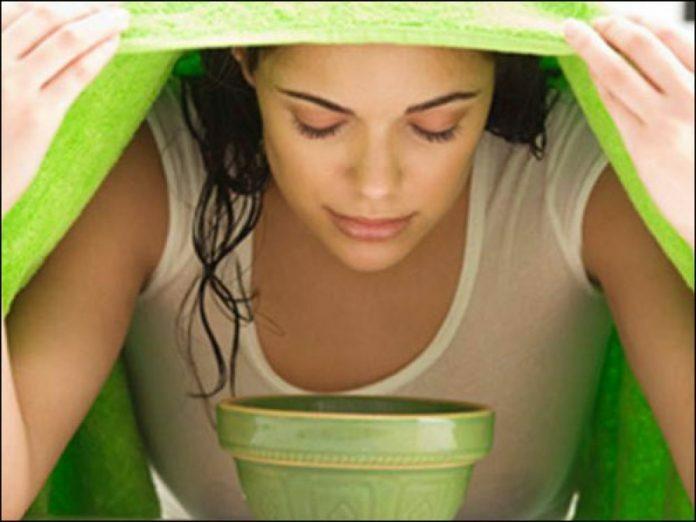 Cách xông hơi trị mụn bằng thảo dược hiệu quả đơn giản - Điều trị mụn Dr Huệ - Hình 1