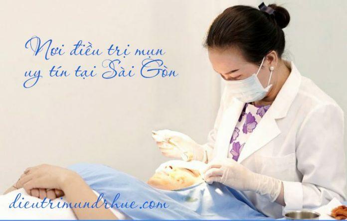 Cần lắm một địa chỉ điều trị mụn thực sự uy tín tại Sài Gòn! - Hình 1
