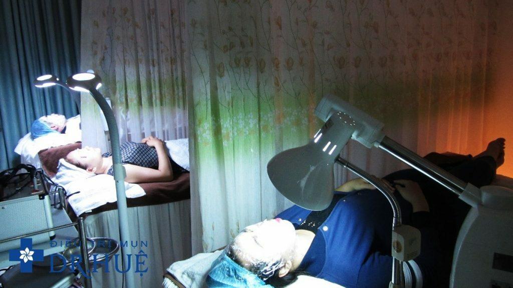 Công nghệ điều trị mụn bọc hiệu quả tại Dr. Huệ - Điều trị mụn Dr Huệ - Hình 12
