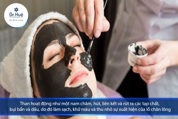 Đắp mặt nạ gì để se khít thu nhỏ lỗ chân lông và trị mụn hiệu quả - Điều trị mụn Dr Huệ - Hình 1