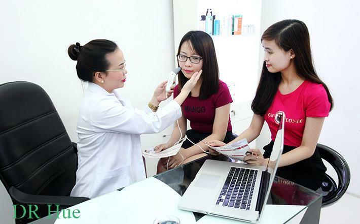 Điều trị mụn ẩn dưới da không quá khó - Điều trị mụn Dr Huệ - Hình 6