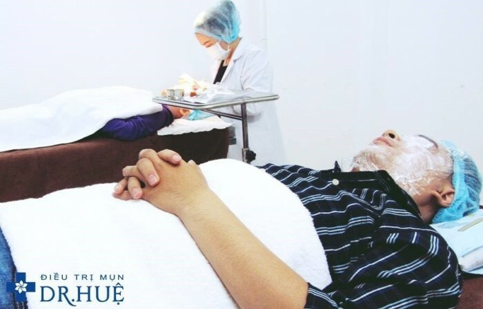Điều trị mụn bọc tại điều trị mụn Dr. Huệ giá bao nhiêu? - Điều trị mụn Dr Huệ - Hình 4