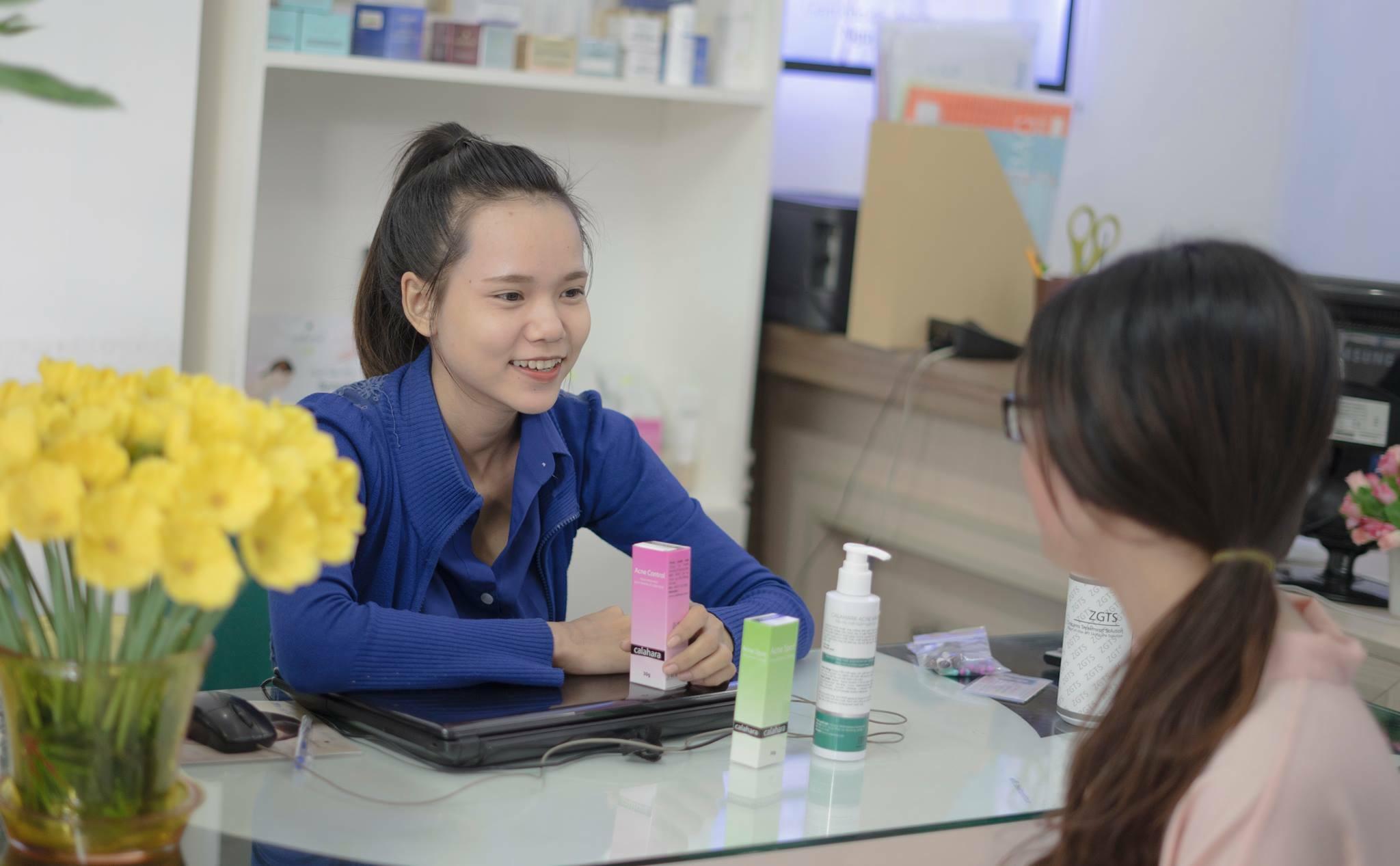 Điều trị mụn Dr.Huệ - Điều trị mụn tiêu chuẩn cùng Bác sĩ