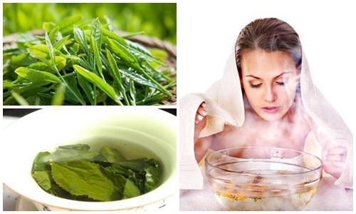 Điều trị mụn hiệu quả nhất với trà xanh - Điều trị mụn - Hình 4