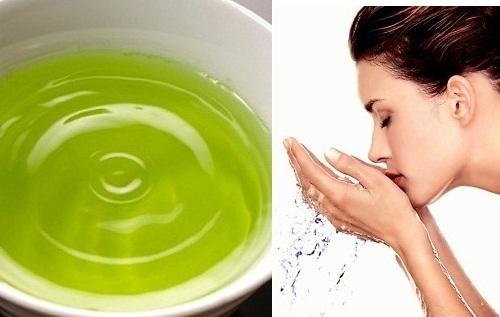Điều trị mụn hiệu quả nhất với trà xanh - Điều trị mụn - Hình 3
