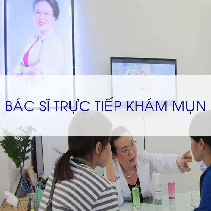 Điều trị mụn hiệu quả theo cách của chuyên gia - Điều trị mụn Dr Huệ - Hình 2