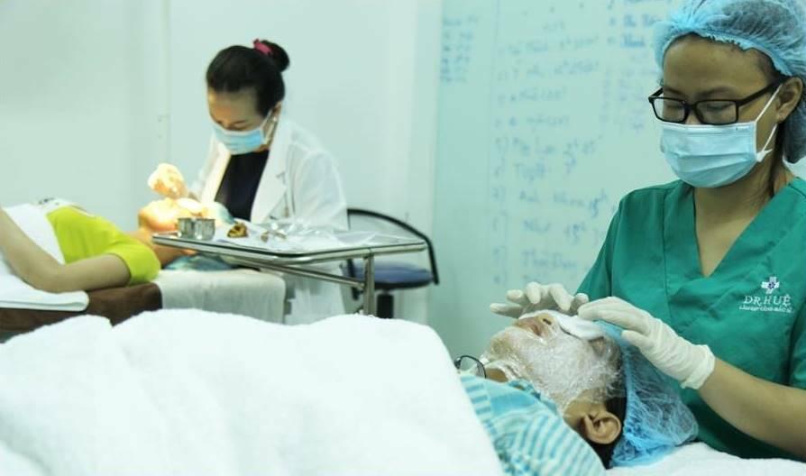 Điều trị sẹo lõm ở đâu TPHCM?