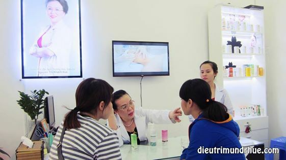 Điều trị sẹo rỗ bằng phương pháp nào là hiệu quả nhất - Điều trị mụn Dr Huệ - Hình 4
