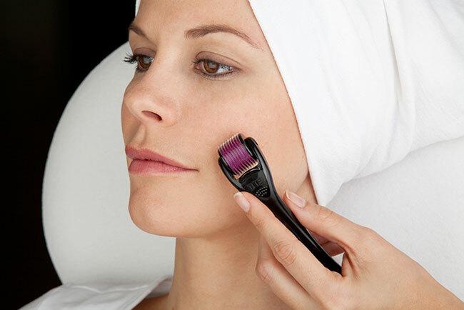 Điều trị sẹo rỗ mụn thâm lỗ chân lông to tại đâu hiệu quả và an toàn - Hình 1