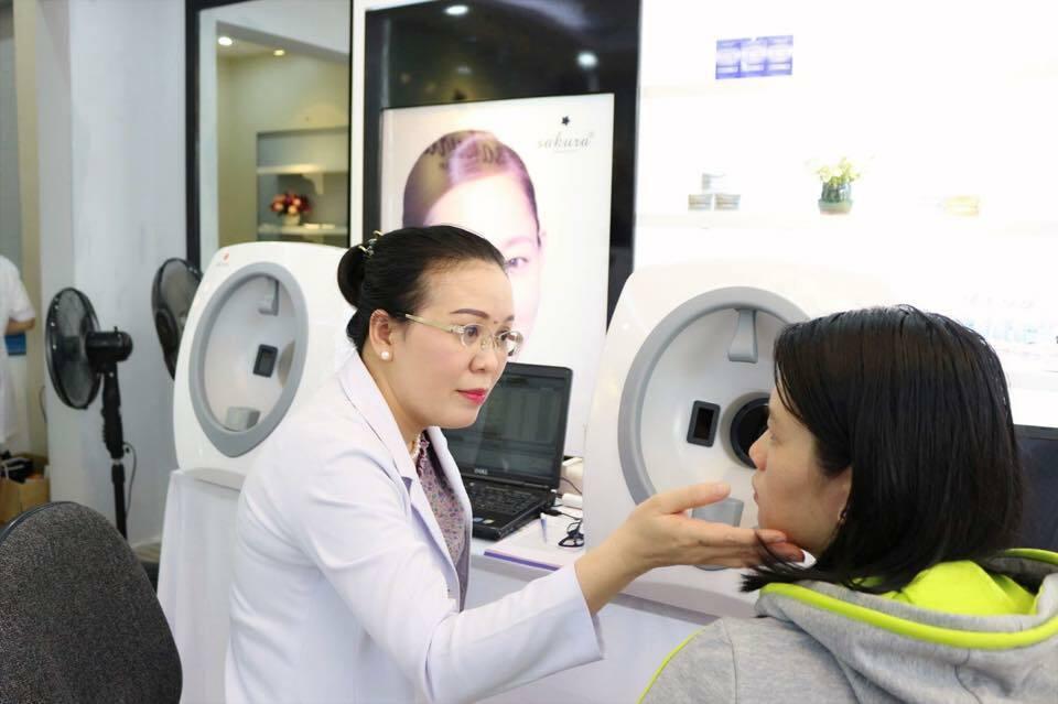 Hành trình trị sẹo rỗ của tôi tại Trung tâm Dr Huệ - Điều trị mụn Dr Huệ - Hình 2