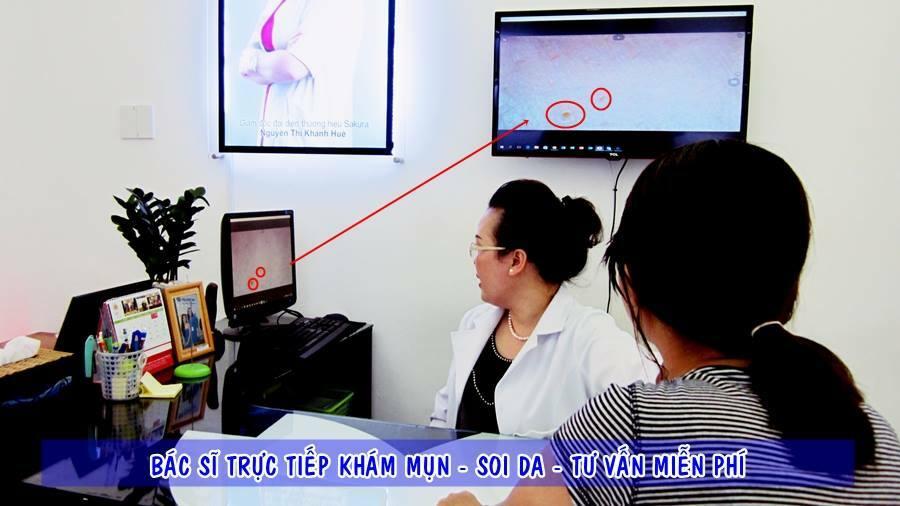 Hỏi nhanh đáp gọn: Điều trị mụn uy tín ở đâu tại Sài Gòn? - Điều trị mụn Dr Huệ - Hình 2