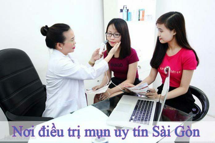 Hỏi nhanh đáp gọn: Điều trị mụn uy tín ở đâu tại Sài Gòn? - Điều trị mụn Dr Huệ - Hình 1