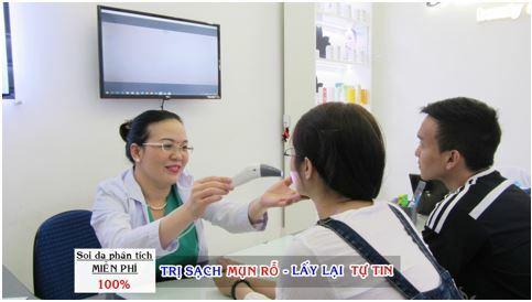 Hướng dẫn điều trị mụn bọc hiệu quả nhanh chóng - Điều trị mụn Dr Huệ - Hình 9