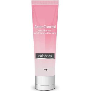 Kem ngừa nhân mụn Calahara Acne Control - Điều trị mụn Dr Huệ - Hình 1
