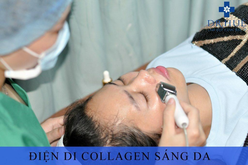 Làm đẹp đón Tết: Điện di mịn da ngay hôm nay - Điều trị mụn Dr Huệ - Hình 2