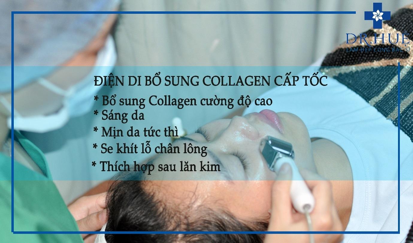 Làm gì để bổ sung collagen cấp tốc cho da ??? - Điều trị mụn Dr Huệ - Hình 5