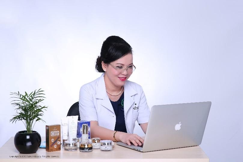 Mụn do dị ứng mỹ phẩm – Làm sao điều trị? - Điều trị mụn Dr Huệ - Hình 3