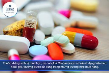 Những cách trị mụn sưng đỏ và vết thâm an toàn hiệu quả