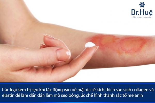 Những Cách Trị Sẹo Bỏng Lâu Năm Hiệu Quả Tốt Nhất Tại Dr.Huệ - Hình 3