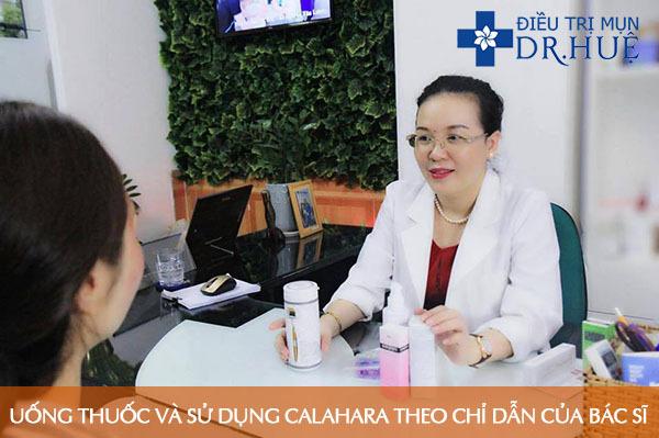 Những điều phải làm sau khi lăn kim - Điều trị mụn Dr Huệ - Hình 2