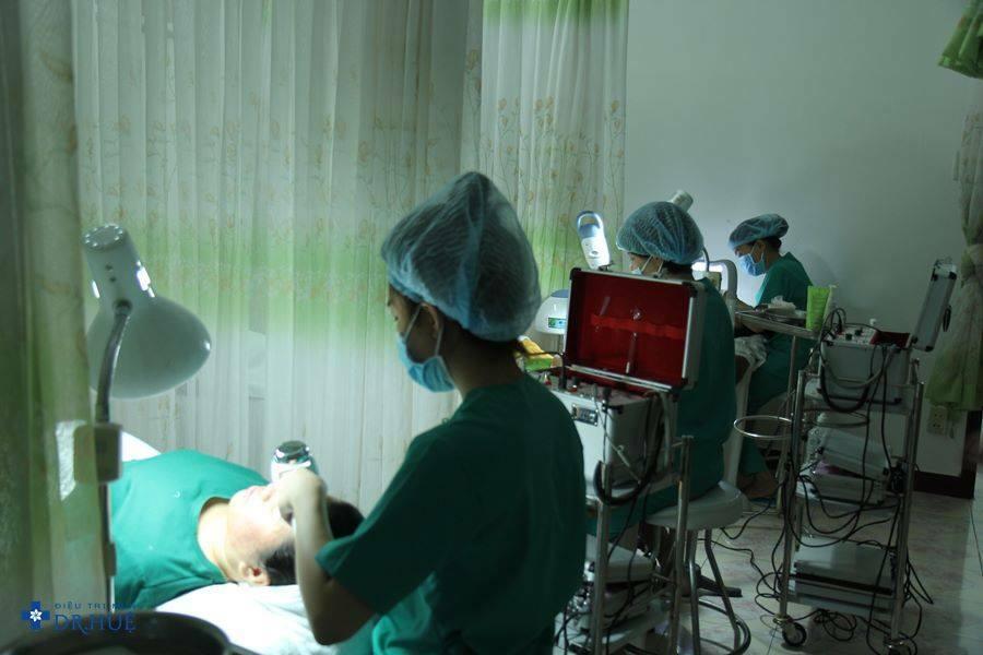 Nơi điều trị mụn hiệu quả nhất tại Tp.Hcm - Trung tâm trị mụn Dr Huệ - Hình 5