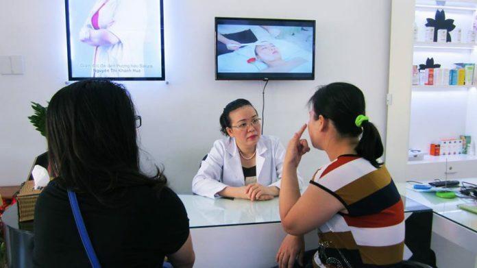 Nơi điều trị sẹo rỗ uy tín hiệu quả nhanh chóng tại tphcm - Điều trị mụn Dr Huệ - Hình 1