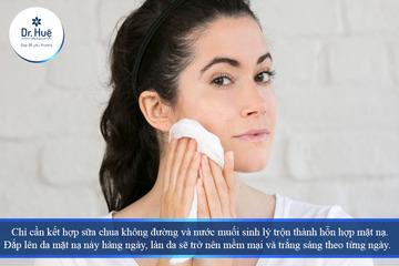 Nước muối sinh lý là gì, tác dụng của nước muối sinh lý với da mặt