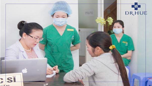 Phương pháp điều trị mụn tốt nhất hiện nay - Điều trị mụn Dr Huệ - Hình 4