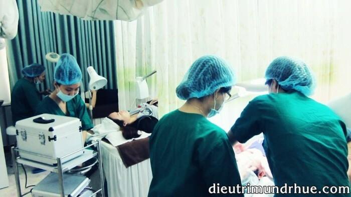 Phương pháp điều trị sẹo rỗ tận gốc - Điều trị mụn Dr Huệ - Hình 4