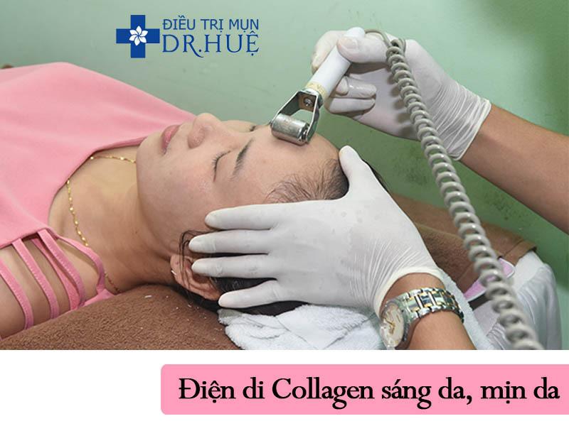 Quy trình điều trị mụn và sẹo rỗ an toàn hiệu quả - Điều trị mụn Dr Huệ - Hình 5