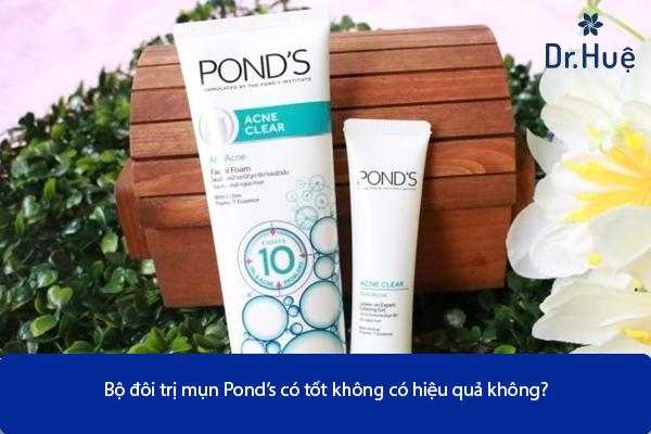 [Review] Bộ Đôi Trị Mụn Pond's Có Tốt Không Giá Bao Nhiêu - Hình 4
