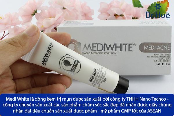 [Review] Kem Trị Mụn Medi White Có Tốt Hiệu Quả Không - Hình 2