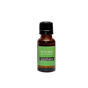 Serum kháng khuẩn ngừa mụn Calahara Acne Spot - Điều trị mụn Dr Huệ - Hình 2