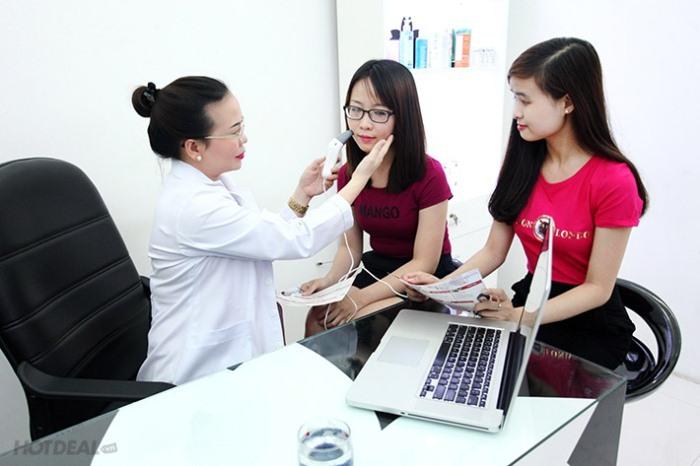 Tết đến rồi, chăm sóc da ở đâu TpHCM? - Điều trị mụn Dr Huệ - Hình 3