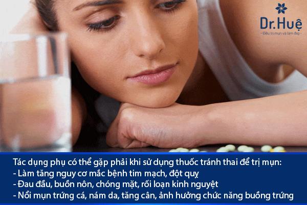 Thuốc Tránh Thai Nào Trị Mụn Tốt Nhất Và Có Nên Sử Dụng - Hình 3