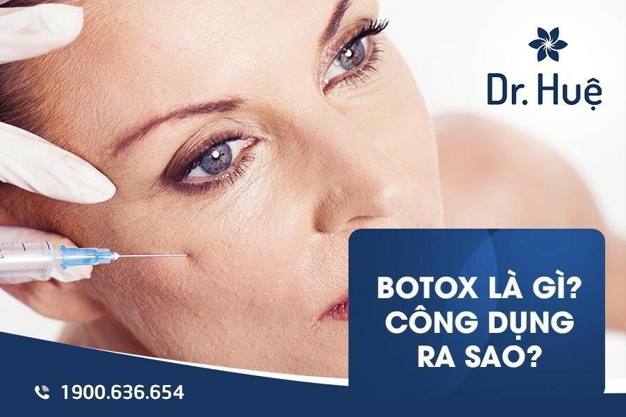 Tiêm Botox là như thế nào