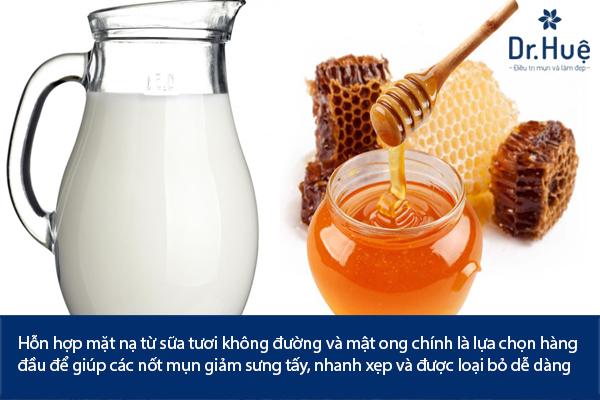 Tổng Hợp Các Cách Trị Mụn Bằng Sữa Tươi Không Đường Tốt Nhất - Hình 4