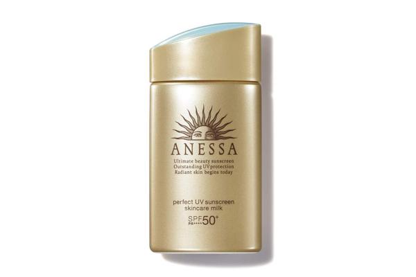 Kem chống nắng cho da dầu mụn lỗ chân lông to Anessa