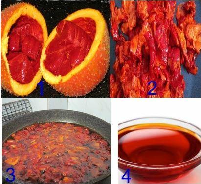 Trị Mụn Trứng Cá Bằng Tinh Dầu Quả Gấc - Điều trị mụn Dr Huệ - Hình 5